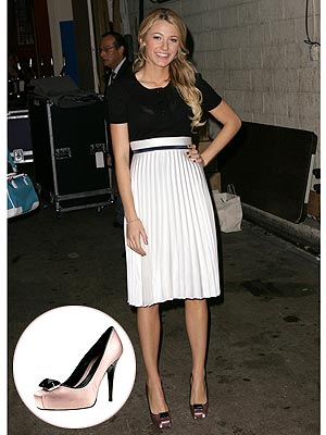 Zapatos de la celebrities Blake_lively2_300x400