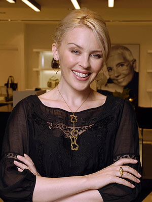Kylie Minogue's the New Face of Tous Jewelry. INF. Fresh from a short break,