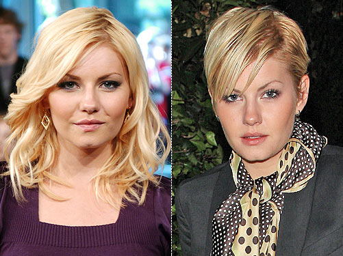 Elisha Cuthbert Hairstyles Biography, pictures, photos, and images of