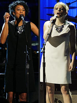CORINNE VS. NATALIE   photo | Corinne Bailey Rae, Natalie Maines