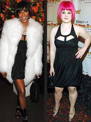 NAOMI VS. KELLY photo | Kelly Osbourne, Naomi Campbell