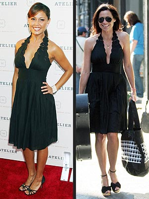 VANESSA VS. MINNIE photo | Minnie Driver, Vanessa Minnillo