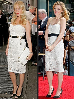 CHLOE VS. MICHELLE photo | Chlo\u00EB Sevigny, Michelle Pfeiffer