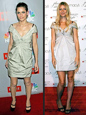 AMANDA VS. GWYNETH photo | Amanda Peet, Gwyneth Paltrow