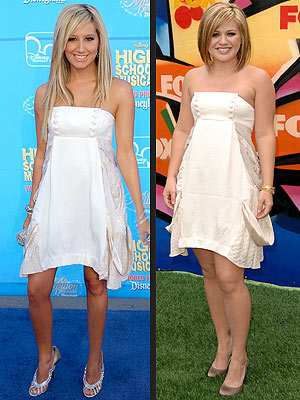 ASHLEY VS. KELLY photo | Ashley Tisdale, Kelly Clarkson