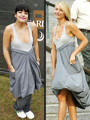 LILY VS. CAMERON photo | Cameron Diaz, Lily Allen