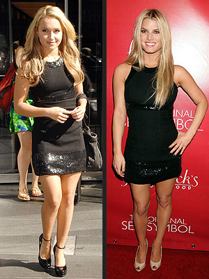 HAYDEN VS. JESSICA photo | Hayden Panettiere, Jessica Simpson