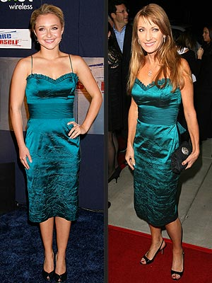 HAYDEN VS. JANE photo | Hayden Panettiere, Jane Seymour