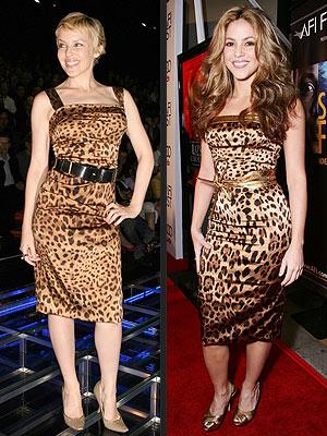 KYLIE VS. SHAKIRA photo | Kylie Minogue, Shakira