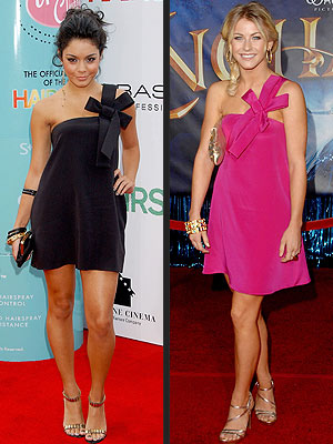 VANESSA VS. JULIANNE  photo | Vanessa Hudgens