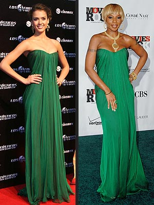 JESSICA VS. MARY J.  photo | Jessica Alba, Mary J. Blige