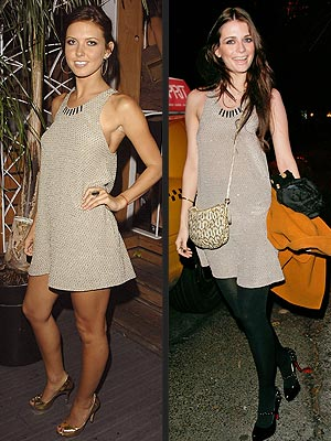 AUDRINA VS. MISCHA  photo | Mischa Barton