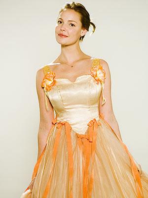 katherine heigl wedding dress from 27. Katherine Heigl#39;s 27