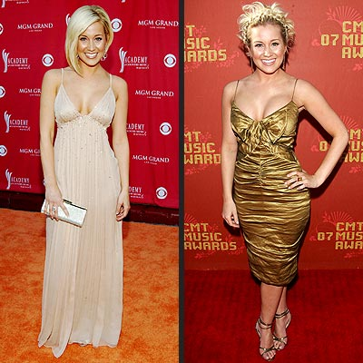 Kellie Pickler Weight Gain who do you admi...