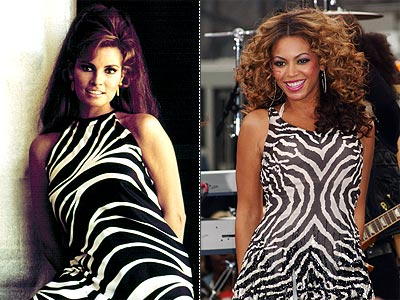 ANIMAL NATURE photo | Beyonce Knowles, Raquel Welch