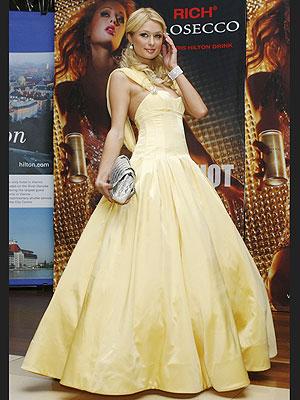 BELLE OF THE BALL photo | Paris Hilton