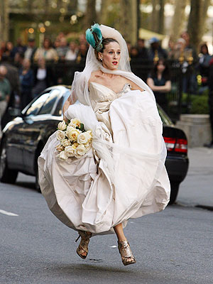 RUNAWAY BRIDE photo | Sarah Jessica Parker
