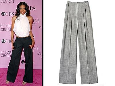 WIDE TROUSERS photo | Ciara