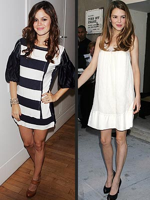 MINDRESSES photo | Jacinda Barrett, Rachel Bilson
