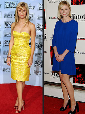 YELLOW AND COBALT photo | Reese Witherspoon