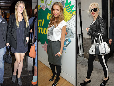 PATENT OXFORDS photo | Gwen Stefani, Gwyneth Paltrow, Jessica Alba