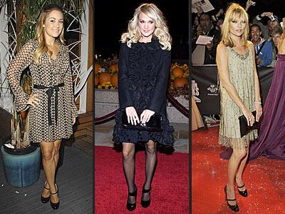 BLACK MARY JANES photo | Carrie Underwood, Kate Moss, Lauren Conrad