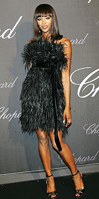 NAOMI CAMPBELL  photo | Naomi Campbell