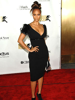 Is This Look a Hit or Miss?   Tyra Banks