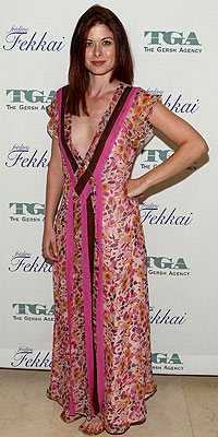 DEBRA MESSING  photo | Debra Messing