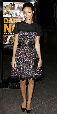 THANDIE NEWTON  photo | Thandie Newton