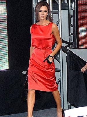Victoria Beckham Exclusive Pictures