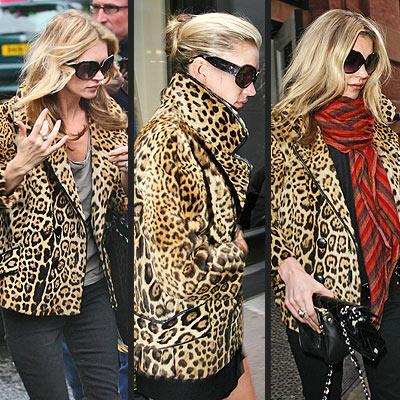 Леопардовый принт в одежде и аксессуарах не утратит своей актуальности даже через несколько десятилетий.