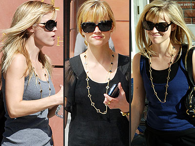VAN CLEEF & ARPELS NECKLACE photo | Reese Witherspoon