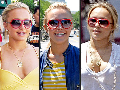 AVIATOR SUNGLASSES photo | Hayden Panettiere