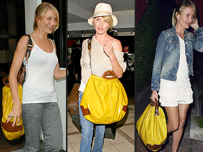 MARNI PURSE photo | Cameron Diaz