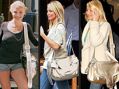 PIERRE HARDY BAG photo | Cameron Diaz