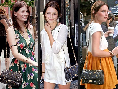CHANEL PURSE photo | Mischa Barton