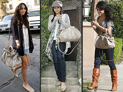 MIU MIU BAG photo | Vanessa Hudgens