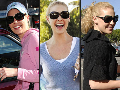 D&G SUNGLASSES  photo | Katherine Heigl
