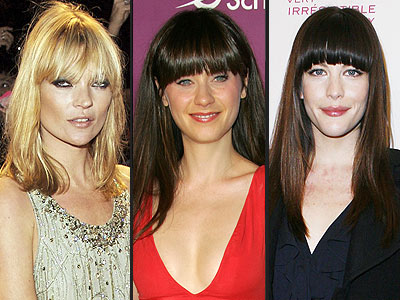 Kate Moss|Zooey Deschane|Liv Tyler