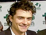 2007 Academy Awards: Orlando Bloom Goes Green! | Orlando Bloom