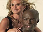 Heidi & Seal Take You Underneath the Sheets | Heidi Klum, Seal