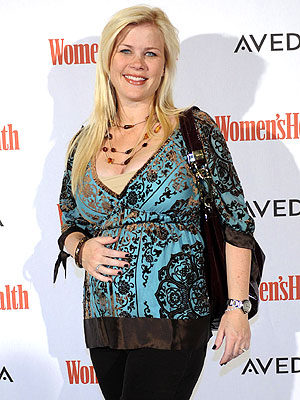 Alison Sweeney Pregnant alison sweeney shows off her bump – moms ...