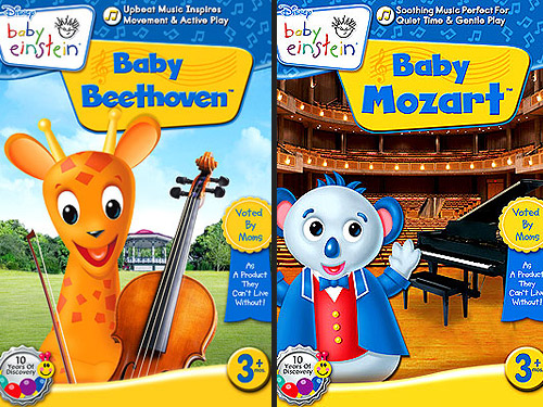 Baby Einstein's Baby Beethoven And Baby Mozart: 10th