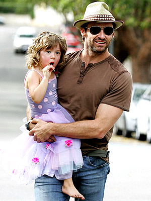 AVA JACKMAN photo | Hugh Jackman