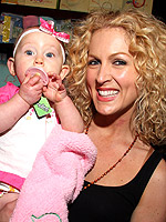 Life on the road for little big town moms amp babies celebrity