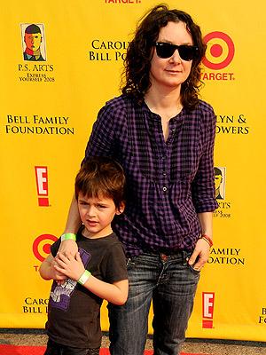 Sara gilbert kids father celebrity babies and kids sara gilbert kids