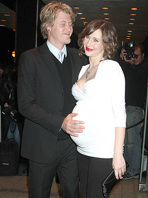 Vera Farmiga and husband