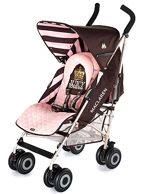 Win The Maclaren Limited Edition Juicy Couture Buggy A 570 Value