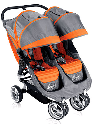 Baby Jogger City Mini Double Stroller A Lightweight